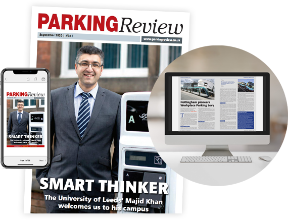 Parking Review community